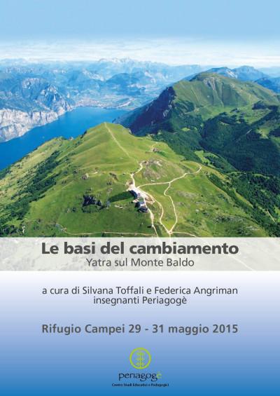 Yatra Monte Baldo 2015