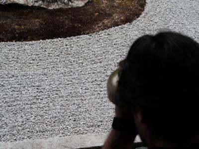 Kyoto - giardino di rocce