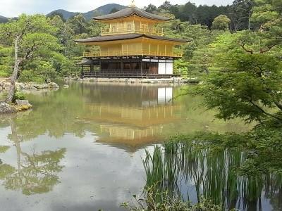 Kyoto - padiglione d'oro