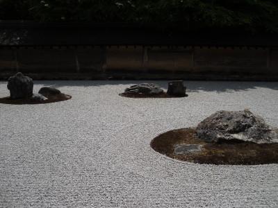 Kyoto  Giardino di rocce