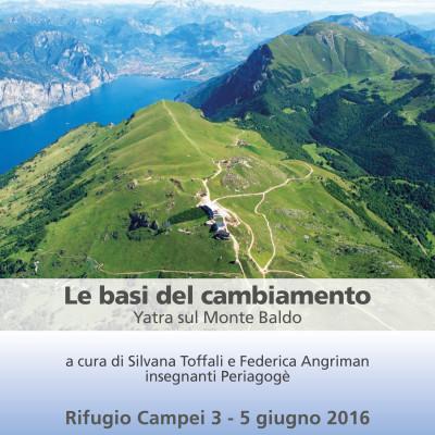 Monte Baldo 2016